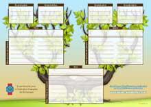 tableau genealogique gratuit