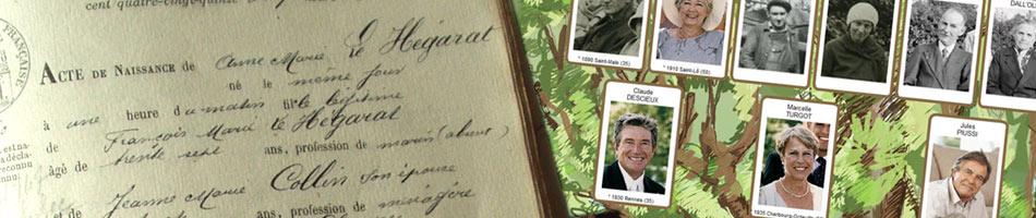 Archives Départementales - ancestry.fr